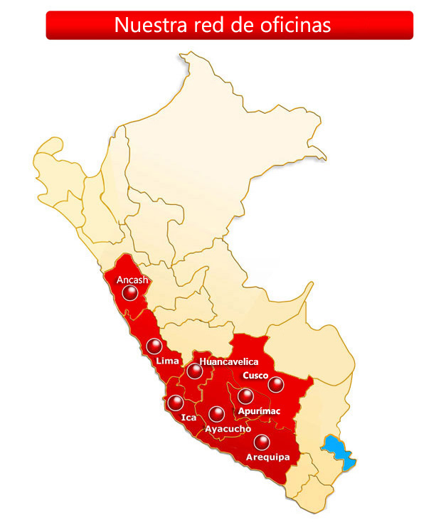 Banco de credito sucursales arequipa creditotribthio for La caja sucursales horarios